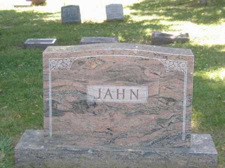 JAHN, FAMILY MARKER - Douglas County, Nebraska | FAMILY MARKER JAHN - Nebraska Gravestone Photos
