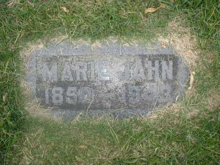 JAHN, MARIE - Douglas County, Nebraska | MARIE JAHN - Nebraska Gravestone Photos