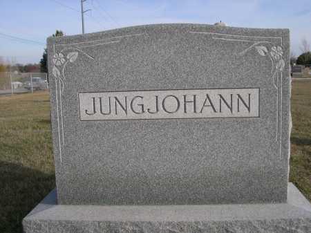 JUNGJOHANN, FAMILY - Douglas County, Nebraska | FAMILY JUNGJOHANN - Nebraska Gravestone Photos