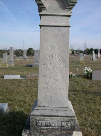 KARSTENS, DOROTHEE - Douglas County, Nebraska   DOROTHEE KARSTENS - Nebraska Gravestone Photos