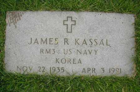 KASSAL, JAMES R - Douglas County, Nebraska | JAMES R KASSAL - Nebraska Gravestone Photos