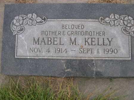 KELLY, MABEL M. - Douglas County, Nebraska | MABEL M. KELLY - Nebraska Gravestone Photos