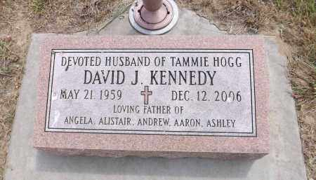 KENNEDY, DAVID J. - Douglas County, Nebraska | DAVID J. KENNEDY - Nebraska Gravestone Photos