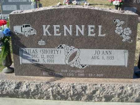 KENNEL, JO ANN - Douglas County, Nebraska | JO ANN KENNEL - Nebraska Gravestone Photos