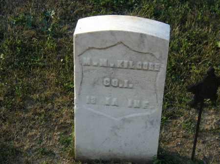 KILGORE, M. M. - Douglas County, Nebraska | M. M. KILGORE - Nebraska Gravestone Photos