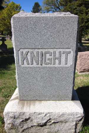KNIGHT, FAMILY - Douglas County, Nebraska | FAMILY KNIGHT - Nebraska Gravestone Photos