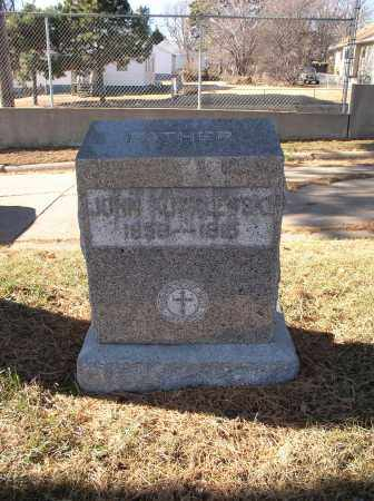 KOWALEWSKI, JOHN - Douglas County, Nebraska | JOHN KOWALEWSKI - Nebraska Gravestone Photos