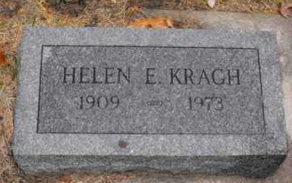 KRAGH, HELEN E. - Douglas County, Nebraska | HELEN E. KRAGH - Nebraska Gravestone Photos