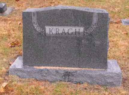 KRAGH, MONUMENT - Douglas County, Nebraska | MONUMENT KRAGH - Nebraska Gravestone Photos