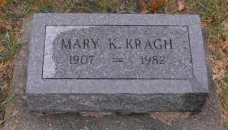 KRAGH, MARY K. - Douglas County, Nebraska   MARY K. KRAGH - Nebraska Gravestone Photos