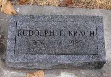 KRAGH, RUDOLPH E. - Douglas County, Nebraska | RUDOLPH E. KRAGH - Nebraska Gravestone Photos