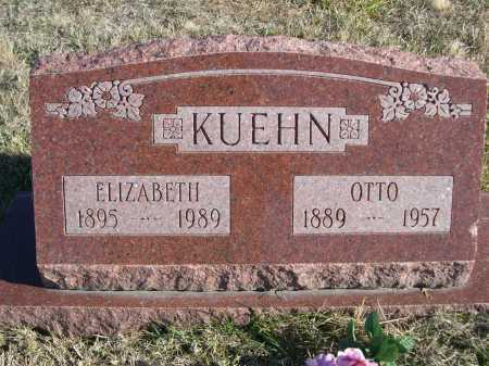 KUEHN, ELIZABETH - Douglas County, Nebraska | ELIZABETH KUEHN - Nebraska Gravestone Photos