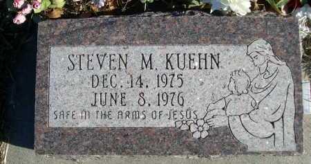 KUEHN, STEVEN - Douglas County, Nebraska | STEVEN KUEHN - Nebraska Gravestone Photos