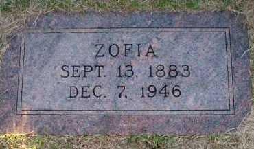 KULA, ZOFIA - Douglas County, Nebraska   ZOFIA KULA - Nebraska Gravestone Photos
