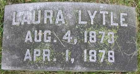 LYTLE, LAURA - Douglas County, Nebraska   LAURA LYTLE - Nebraska Gravestone Photos