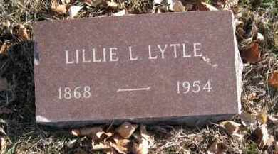 LYTLE, LILLIE L. - Douglas County, Nebraska | LILLIE L. LYTLE - Nebraska Gravestone Photos