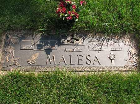 MALESA, SIEGESMUND S - Douglas County, Nebraska | SIEGESMUND S MALESA - Nebraska Gravestone Photos