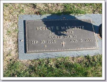 MARGRITZ, ROBERT EARL - Douglas County, Nebraska | ROBERT EARL MARGRITZ - Nebraska Gravestone Photos