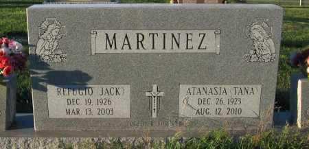 MARTINEZ, REFUGIO - Douglas County, Nebraska | REFUGIO MARTINEZ - Nebraska Gravestone Photos