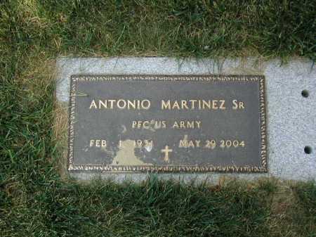 MARTINEZ, SR, ANTONIO - Douglas County, Nebraska   ANTONIO MARTINEZ, SR - Nebraska Gravestone Photos