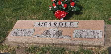 MC ARDLE, LENA - Douglas County, Nebraska | LENA MC ARDLE - Nebraska Gravestone Photos