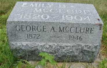 MC CLURE, GEORGE A - Douglas County, Nebraska | GEORGE A MC CLURE - Nebraska Gravestone Photos