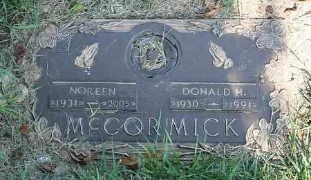 MC CORMICK, NOREEN - Douglas County, Nebraska | NOREEN MC CORMICK - Nebraska Gravestone Photos
