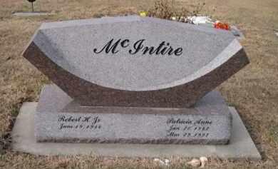 MC INTIRE, PATRICA ANNE - Douglas County, Nebraska | PATRICA ANNE MC INTIRE - Nebraska Gravestone Photos