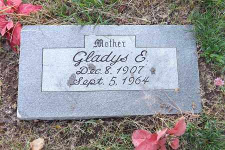 MC LELLAN, GLADYS E. - Douglas County, Nebraska   GLADYS E. MC LELLAN - Nebraska Gravestone Photos