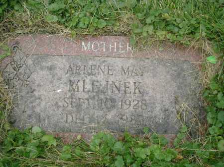 MLEJNEK, ARLENE MAY - Douglas County, Nebraska | ARLENE MAY MLEJNEK - Nebraska Gravestone Photos