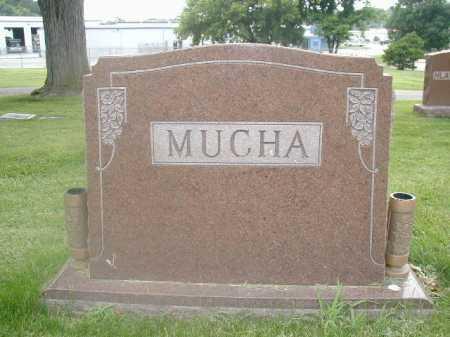 MUCHA, FAMILY MARKER - Douglas County, Nebraska | FAMILY MARKER MUCHA - Nebraska Gravestone Photos