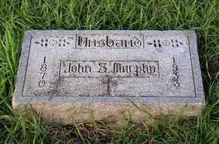 MURPHY, JOHN S. - Douglas County, Nebraska | JOHN S. MURPHY - Nebraska Gravestone Photos