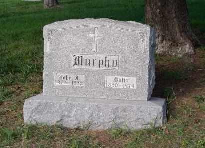 MURPHY, MATIE - Douglas County, Nebraska | MATIE MURPHY - Nebraska Gravestone Photos