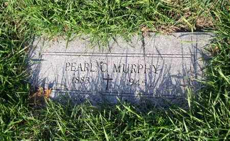 MURPHY, PEARL C. - Douglas County, Nebraska   PEARL C. MURPHY - Nebraska Gravestone Photos