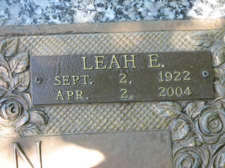 ADLING NELSON, LEAH E - Douglas County, Nebraska | LEAH E ADLING NELSON - Nebraska Gravestone Photos