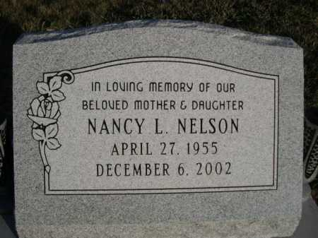 NELSON, NANCY L. - Douglas County, Nebraska | NANCY L. NELSON - Nebraska Gravestone Photos