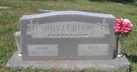 NOVACHICK, LADDIE - Douglas County, Nebraska   LADDIE NOVACHICK - Nebraska Gravestone Photos