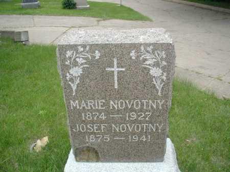 NOVOTNY, JOSEF - Douglas County, Nebraska | JOSEF NOVOTNY - Nebraska Gravestone Photos