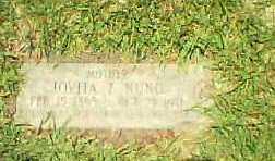 NUNO, JOVITA - Douglas County, Nebraska   JOVITA NUNO - Nebraska Gravestone Photos