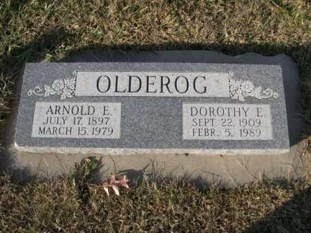 OLDEROG, DOROTHY E. - Douglas County, Nebraska | DOROTHY E. OLDEROG - Nebraska Gravestone Photos