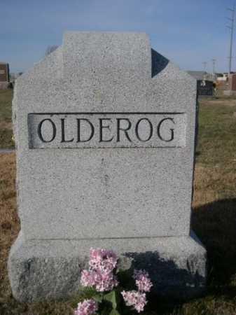 OLDEROG, FAMILY - Douglas County, Nebraska | FAMILY OLDEROG - Nebraska Gravestone Photos