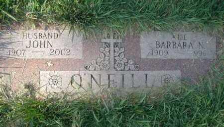 O'NEILL, JOHN - Douglas County, Nebraska   JOHN O'NEILL - Nebraska Gravestone Photos