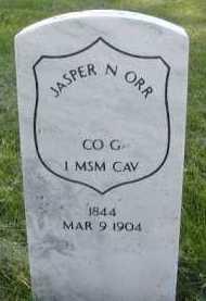 ORR, JASPER N - Douglas County, Nebraska | JASPER N ORR - Nebraska Gravestone Photos