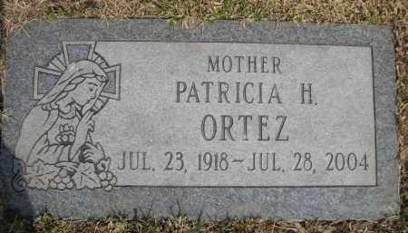 ORTEZ, PATRICIA H. - Douglas County, Nebraska | PATRICIA H. ORTEZ - Nebraska Gravestone Photos