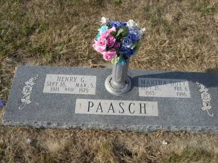 PAASCH, MARTHA DOTY - Douglas County, Nebraska   MARTHA DOTY PAASCH - Nebraska Gravestone Photos