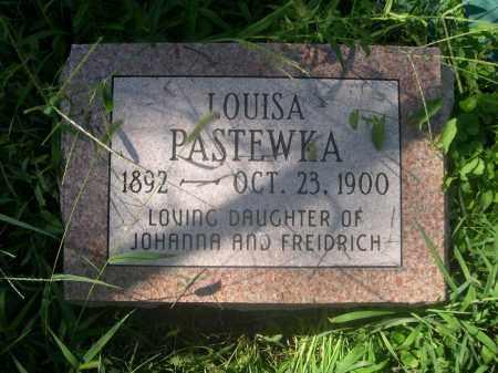 PASTEWKA, LOUISA - Douglas County, Nebraska | LOUISA PASTEWKA - Nebraska Gravestone Photos