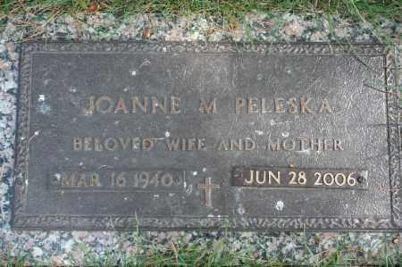 PELESKA, JOANNE M. - Douglas County, Nebraska | JOANNE M. PELESKA - Nebraska Gravestone Photos