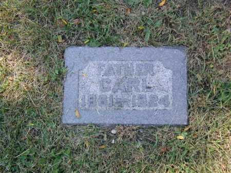 PETROUSKE, CARL - Douglas County, Nebraska | CARL PETROUSKE - Nebraska Gravestone Photos
