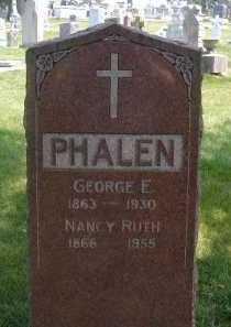 LUDINGTON PHALEN, NANCY RUTH - Douglas County, Nebraska   NANCY RUTH LUDINGTON PHALEN - Nebraska Gravestone Photos