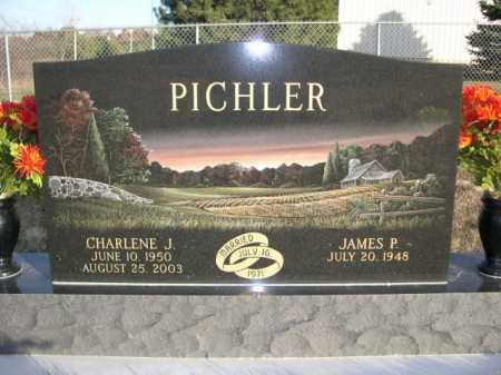 PICHLER, JAMES P. - Douglas County, Nebraska | JAMES P. PICHLER - Nebraska Gravestone Photos
